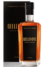 WHISKY BELLEVOYE NOIR 70CL 43° X01