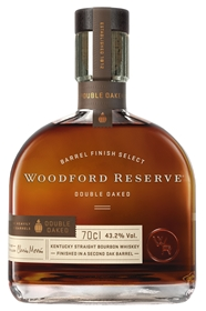 WH. WOODFORD DOUBLE OAKED 70CL