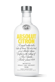 ABSOLUT CITRON VODKA VP70 40°X01