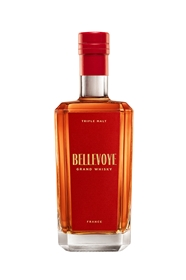 WHISKY BELLEVOYE ROUGE 70CL 43° X01