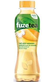 FUZETEA THE VERT MANGUE PET40CL X12