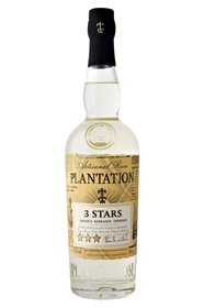 PLANTATION RUM THREE STARS 41.2° 70