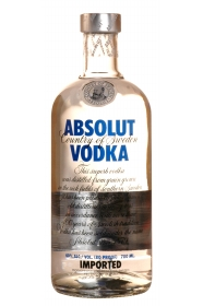 ABSOLUT VODKA (VP70) 40 °        X0