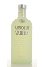 ABSOLUT VANILLE VODKA VP70 40° X01