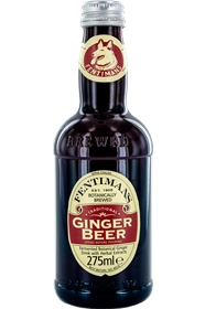 FENTIMANS GINGER BEER 200ML X24