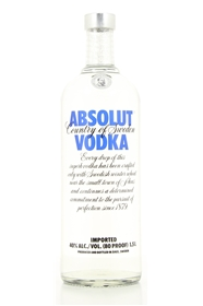 ABSOLUT VODKA (VP150) 40 °       X0