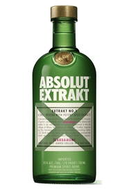VODKA ABSOLUT EXTRAKT 35% 70CL